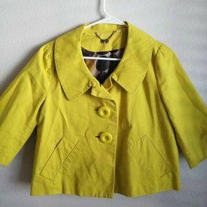 Trapeze Style Coat